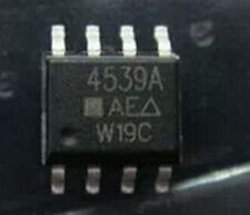 5 PCS New SI4539ADY-T1-E3 SI4539A 4539A SOP8 ic chip