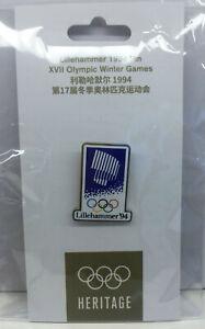 1994 Lillehammer Norway Winter Olympics Pin