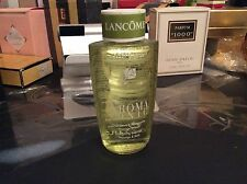 Rare LANCOME AROMA TONIC Perfume ENERGIZING Bath & Massage Body Oil 100ml 3.4 oz