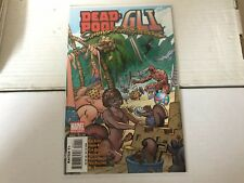 DEADPOOL GLI : SUMMER FUN SPECTACULAR (2007 Marvel) #1 One Shot VF Cable X-Men