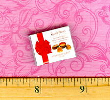 Dollhouse MINIATURE  Size Fancy Candy Box #RS