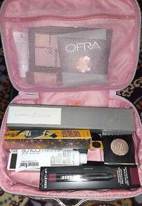 Lot Of (23) Beauty Make Up NEW IPSY Train Case (18) Full Size Items