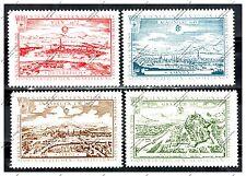 """AUSTRIA - ÖSTERREICH: 1965 """"WIPA WIENER INTERNATIONAL EXHIBITION"""" 4 MNH"""