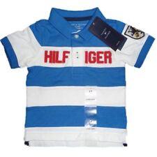Gestreifte Baby-T-Poloshirts für Jungen