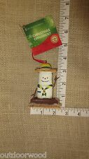 BSA Cub Scout Boy Scouts Of America Smores Resin Tree Ornament by Kurt Adler