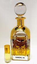 Sandal Grade A Pure Perfume Oil 3ml - Sandal Wood, Balsamic Spicy Attar