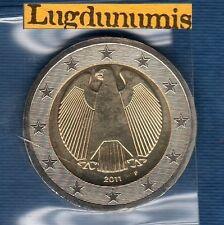 Allemagne 2011 2 Euro F Stuttgart FDC provenant du coffret BU 44000 exemplaires