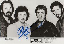 "Pete Townsend ""The Who"" Autogramm signed 13x18 cm Bild s/w"