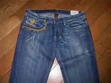 WOMENS DIESEL INDUSTRY LIV SLIM JEANS SIZE 07 WAIST 32 LENGTH 34 STRETCH