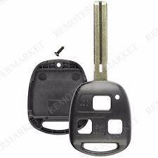 Replacement for Lexus Es300 Ls400 Sc300 Sc400 Remote Car Key Fob Shell Case