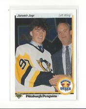 1990-91 Upper Deck #356 Jaromir Jagr RC Rookie Penguins