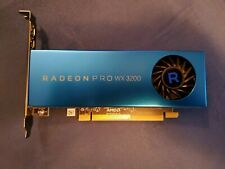 AMD Radeon Pro WX 3200 Graphics Card