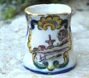 ancien pyrogène en céramique vieux Rouen