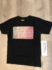 Vintage The Hundreds Cro Mags X Badbrains Ticket Tee Size Small Hardcore HXC