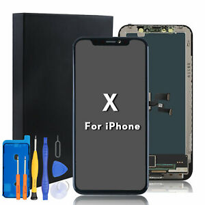 For iPhone X LCD 3D Touch Screen Replacement Retina Digitizer Display Assembly