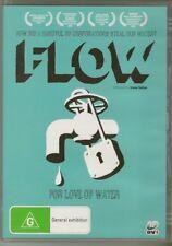 Flow-For Love Of Water DVD Region 5