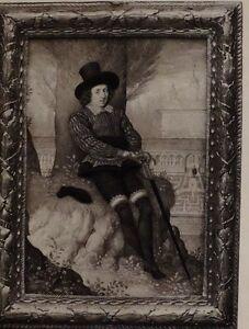1896 Antik Aufdruck (Queen Elizabeth I) Sir Philip