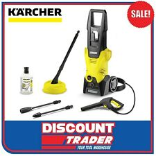 Karcher High Pressure Washer Cleaner 1.7kW 1800PSI K3 Home Kit - 1.601-827.0