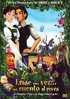 PELICULA DVD ERASE UNA VEZ UN CUENTO AL REVES DREAMWORKS