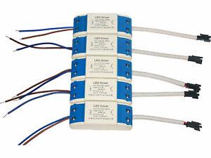 Constant Courant LED Driver Transformateur Electronique Alimentation Électrique