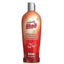Seriously Hot® Extreme Sizzle 10X Double Dark Bronzing Lotion - 250ml