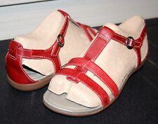 KEEN ROSE CITY T-STRAP US 8 EU 38.5 Woman's Sandal Red