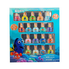 Finding Dory 18pk Nail Polish in Window Box Girl's Gift