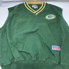 New listing Vintage Starter Green Bay Packers PRO LINE Pullover/Jacket - Adult Size 2XL
