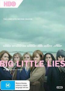 Big Little Lies Season 2 DVD HBO Original Series