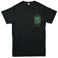 Team SLYTHERIN QUIDDITCH T-Shirt, Harry Potter Hogwart Hufflepuff Adult Team Top
