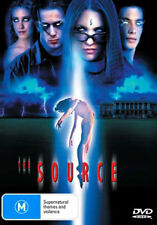 THE SOURCE - OUTCAST TEENAGERS ACQUIRE PARANORMAL MYSTICAL POWERS DVD