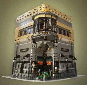 MOC Museo Dinosauri 100% LEGO Compatibile 5003 pezzi NUOVO  DHL