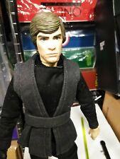 "Star Wars : Jedi Knight Luke Skywalker 12"" RAH action figure  Medicom 2004"
