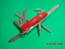 Rare Wenger Handyman Swiss Army Knife Model 1.18.13 has small clip point blade