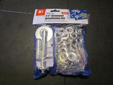 """Grommet Installation Kit 104 Piece 1/2"""""""