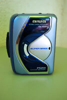 Lecteur de cassette portable / baladeur style WALKMAN AIWA PS201 Stereo player