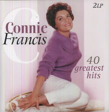 Connie Francis - 40 Greatest Hits [New Vinyl] Holland - Import