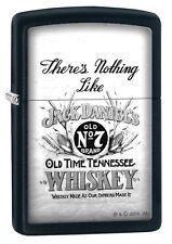"Zippo Lighter. ""Theres Nothing Like Jack Daniels"". No 29293. BNIB!"