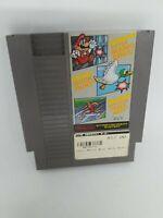 Super Mario Bros. / Duck Hunt / World Class Track Meet (Nintendo, NES) Tested