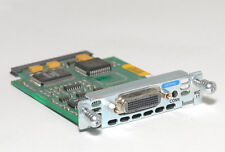 Cisco WIC-1T Serial WAN Interface Card  CCNA CCNP DCE DTE 6MthWty TaxInv