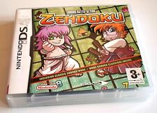 ZENDOKU for Nintendo DS - with box & manual