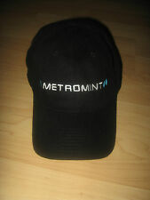 MetroMint USA Pure Simple Mintwater Water Drink Bicycle Race Baseball Cap Hat