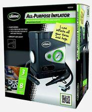Slime All-Purpose INFLATOR/COMPRESSOR 12V 100 psi Tires Raft High Pressure 40034