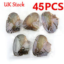 Akoya Pearl Oysters With Real Pearl 8-9mm Freshwater Pearl Vacuum Packaging UK