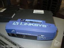 Linksys BEFW11S4 Wireless Router IEEE 802.3/3u  IEEE 802.11b EXCL PSU & ANTENNA