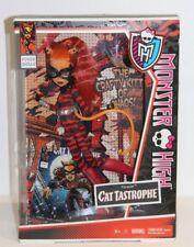 Monster High Power Ghoul-Toralei, Cat tastrophe-Nuevo Y En Caja