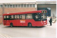 Colour Photograph of Southampton Citybus Ltd. - M321 YOT