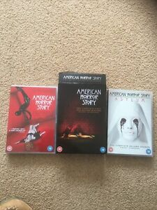American Horror Story - Series 1 And 2 - Complete (DVD, 2013, Box Set)