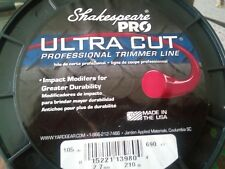 2.7 MM - 3LB ROLL SHAKESPEARE PRO CUT  LINE -WHIPPER SNIPPER CORD