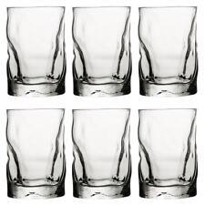 Bormioli Set 6 Bicchieri Acqua 30 cl Sorgente Trasparente